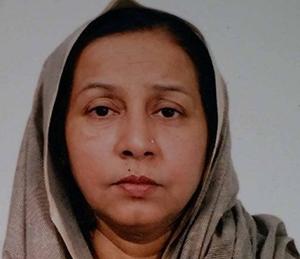 Prof. Dr. Shanina Fayyaz